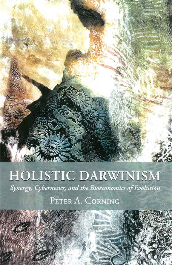 Holistic Darwinism Book Cover